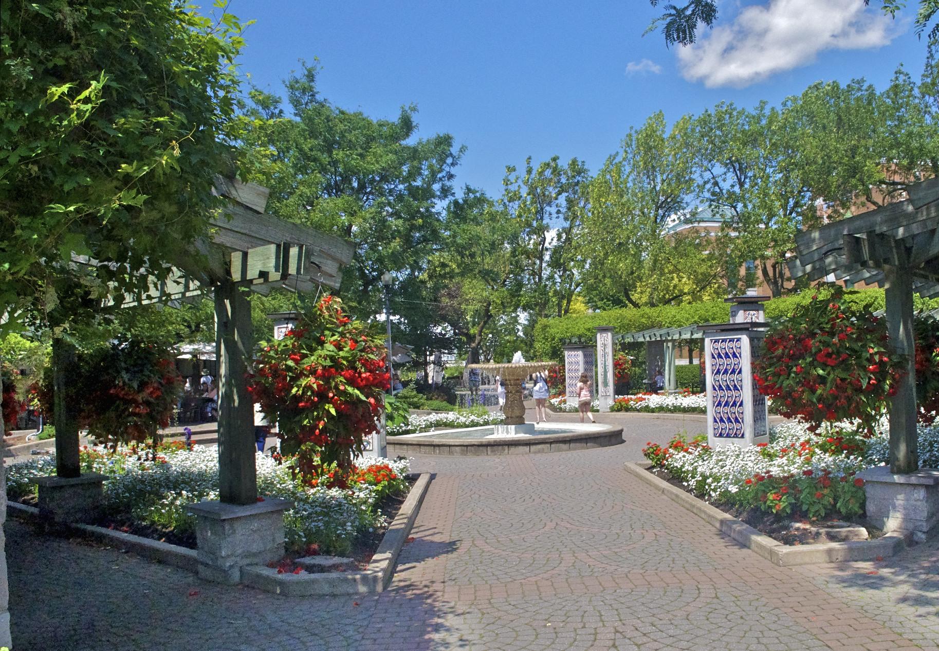 Landscape architecture carlos r martinez c for Restaurante jardin botanico