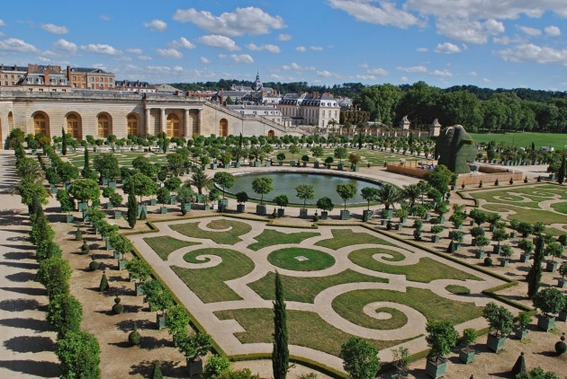 A word a week photo challenge garden carlos r martinez c for Jardin de versailles